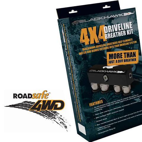 Driveline Breather Kit
